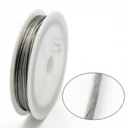 Fil acier 1 mm pour perle ou mobile