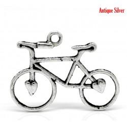 Breloque vélo ou bicyclette...