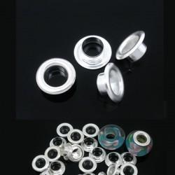 6 paires de noyaux métalliques