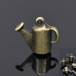 Charms breloque arrosoir en pendentif
